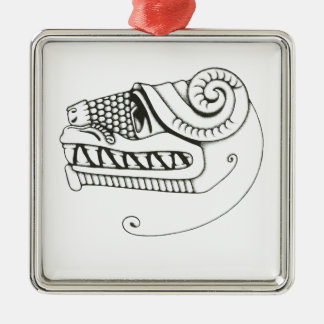 Quetzalcoatl Ornamentos De Reyes