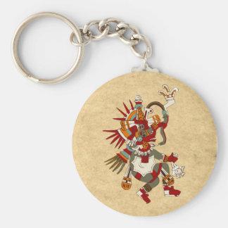 Quetzalcoatl Key Chains