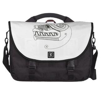 Quetzalcoatl Laptop Bags