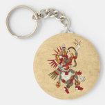 Quetzalcoatl Llavero Personalizado