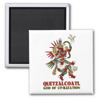 Quetzalcoatl Magnet