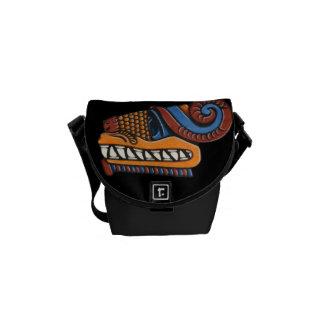 Quetzalcoatl Mini Messenger Bag