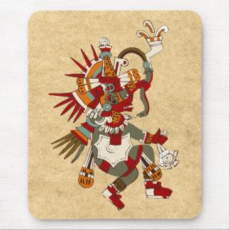 Quetzalcoatl Mouse Pad