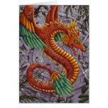 Quetzalcoatl-notecard Cards