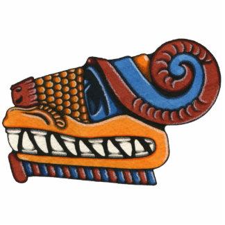 Quetzalcoatl Photo Sculpture