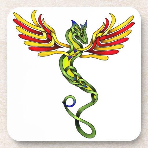 Quetzalcoatl Posavasos