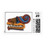 Quetzalcoatl Postage
