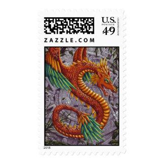 Quetzalcoatl-postage Postage