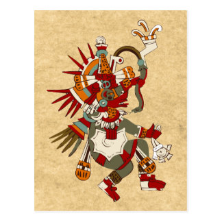 Quetzalcoatl Postcards