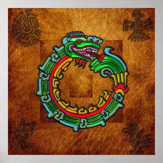 Quetzalcoatl Póster