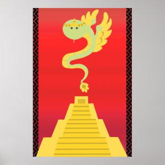 Quetzalcoatl Posters