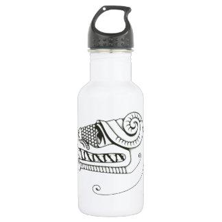 Quetzalcoatl Stainless Steel Water Bottle