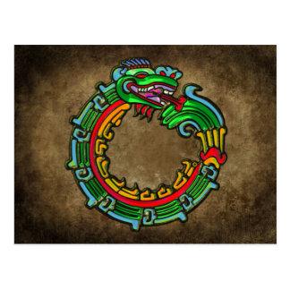 Quetzalcoatl Postales