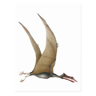 Quetzalcoatlus Tarjeta Postal