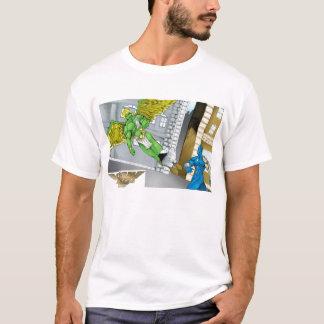 Quetzelcotyl vs Rockslide T-Shirt