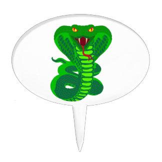 Queue Kobra snake cobra Cake Topper
