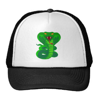 Queue Kobra snake cobra Trucker Hat