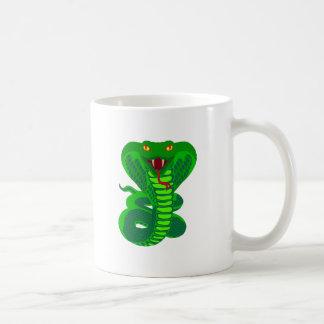 Queue Kobra snake cobra Mugs