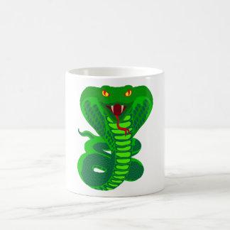 Queue Kobra snake cobra Coffee Mugs