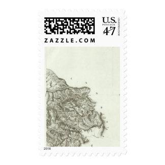 Queyras Sello Postal