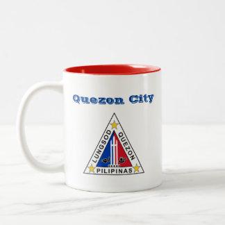 Quezon City*, Philippines Mug