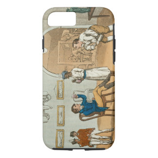 Qui Hi in the Bombay Tavern, from 'The Grand Maste iPhone 7 Case