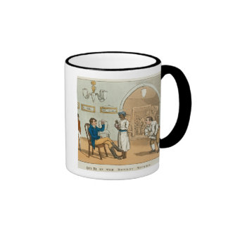 Qui Hi in the Bombay Tavern, from 'The Grand Maste Ringer Coffee Mug