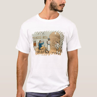 Qui Hi in the Bombay Tavern, from 'The Grand Maste T-Shirt