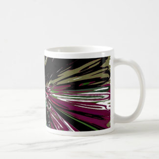 qui classic white coffee mug