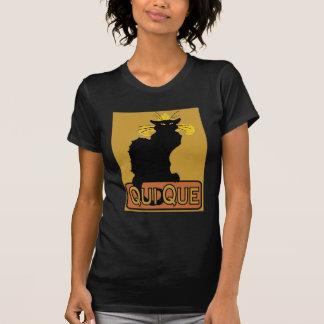 Qui Que Cat T-Shirt
