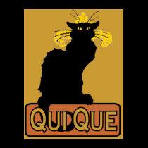 Qui Que Cat t-shirts