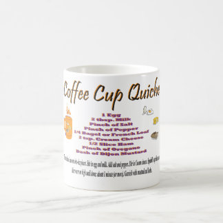 Quiche Classic Coffee Cup Meal
