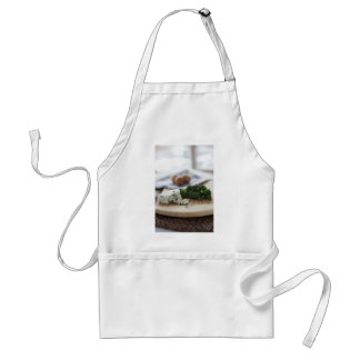Quiche Ingredients Apron