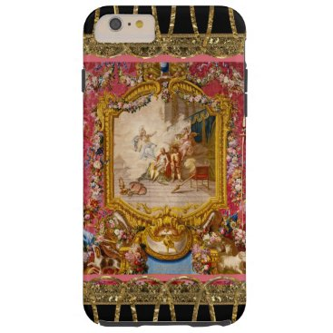 Quichotte Baroque Girly Tough iPhone 6 Plus Case