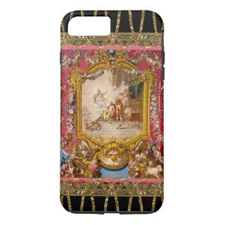Quichotte Baroque Girly iPhone 7 Plus Case