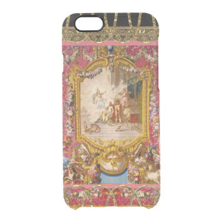 Quichotte Baroque Girly IV Clear iPhone 6/6S Case