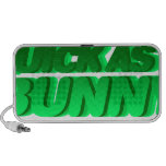 Quick As A Bunny - Rabbit Bunnies Fast Run Mp3 Speaker
