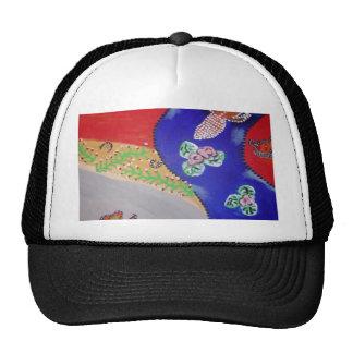 Quick Brown Fox Designs Trucker Hats
