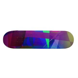 Quick Decision Art Skateboard Deck