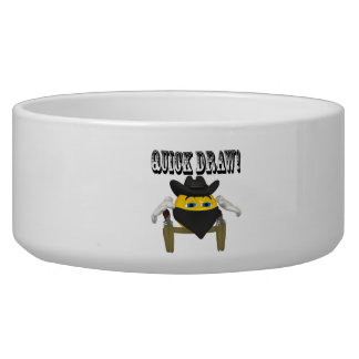 Quick Draw Dog Water Bowl