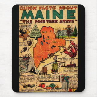 Quick Facts About Maine Mouse Pad