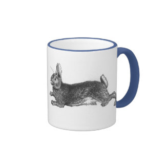 Quick Like a Bunny Mug