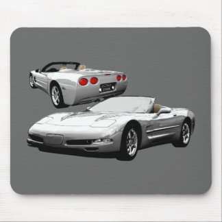Quick Silver Mouse Pad