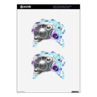 Quick Silver Xbox 360 Controller Decal
