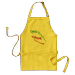 Quick Thinker Slow Mover Adult Apron