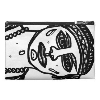 Quick-Witted Grin Unreal Handsome Travel Accessory Bag