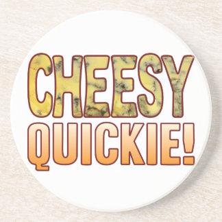Quickie Blue Cheesy Coaster