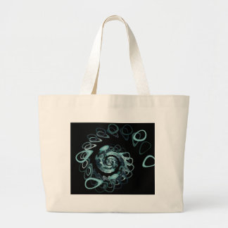 Quicksilver Helix Tote Bags