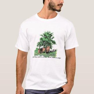 ¡Quien a buen árbol se arrima....! T-Shirt