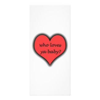 ¿Quién ama al bebé de Ya Lonas Publicitarias